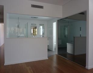 Mirrorline Doors with Grey Mirror