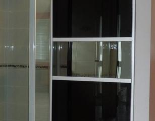 Facet Door Picture